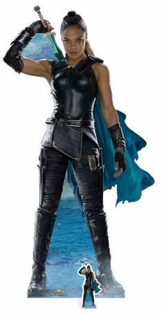 THOR: RAGNAROK Character Standees Provide New Looks At Hulk, Hela, Skurge, Valkyrie And More