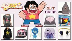 STEVEN UNIVERSE MERCHANDISE, GIFT IDEAS & COLLECTIBLES FOR EVERY FANS……