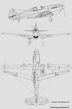 """Soviet Aces on fighters Lend-Lease.  Part 2.  """"Tomahawks"""" and """"Kittyhawks"""" (year, aircraft regiment, P-40, a Soviet, 1943 fighter)"""