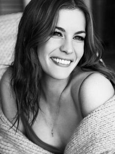 """I cleanse with the Clarisonic, I keep it on my face longer than the instructions tell you. (She says with a mischievous grin.)""~ Liv Tyler"