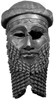 Sargon I of Akkad (reign: The people he ruled, the Akkadians, were Semites. Sargon I was the first imperialist, waging successful war against the Sumerians; he united the Semitic people and the city-states of Sumeria into a single empire. Oriental, Ancient Near East, Bagdad, Sumerian, Civilization, Art History, Empire, The Past, Copper
