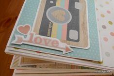 Baby-Girl-Mädchen-Mini-Album-Minialbum-Geburt-Geschenk-Seite-3-love