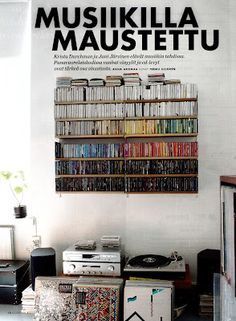 cd shelf