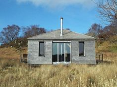 Off-grid, self-contained Bothy on West Coast of Scotland - arrive, make a fire, fall asleep ....