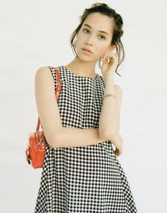 Kiko Mizuhara on ViVi Magazine May 2015 // cr: k_i_k_o_x