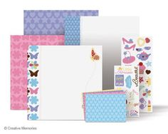 Last Chance _ Fabulous All Girl 12x12 Additions $9 WSL  They are fabulous, but FABULOUS is also the name of the Palette :)