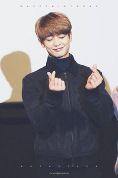 Dibibibib! My name is Minho!