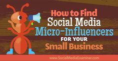 Want to promote your small business on a budget? Discover how to find and connect with micro-influencers who can promote your small business.