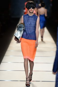 Fendi RTW Spring 2014 - Slideshow 60s