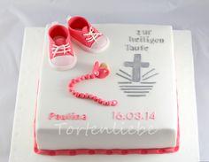 Schnuller, Schuhe zur Taufe