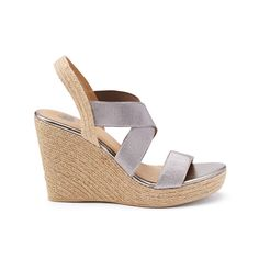 Introducing Stitch Fix Shoes: Espadrille Wedges