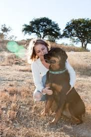 dog and owner photography