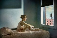 Incredible Composite Photographs Inspired by Edward Hopper - My Modern Metropolis