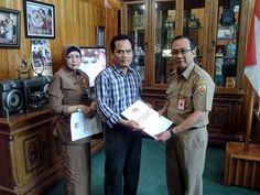KPU Kota Banjarbaru sampaikan perkembangan tahapan Pilkada kepada Pemerintah Kota Banjarbaru.