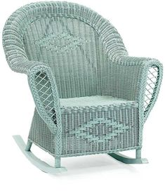 Dolls House Furniture Poly//Resin Conservatory Chair
