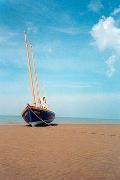 Pause pique-nique sur la plage