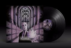 Funeral Whore - phantasm (black vinyl, lim. 300), Gatefold LP