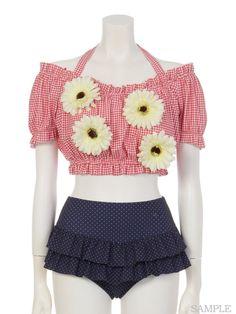 AP Lolita swimwear(水着) Swankiss(スワンキス) Swankiss(スワンキス) Official Site
