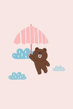 Brown poppins