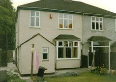 2 Bed Semi Detached House With External Wall Coatings