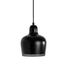 CASANOVA Møbler — Artek - Golden Bell pendel - sort