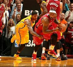 5a323609297b7c Paul George (Indiana) and Lebron James