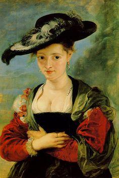 la volupté de Rubens