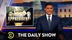 The Inauguration of Donald Trump: The Daily Show - This is just too fabulous