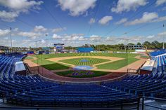 NY Mets Spring Training at Tradition Field. Port Saint Lucie Florida
