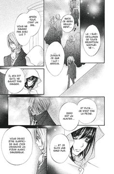 Scan Vampire Knight Tome 18 VF page 138