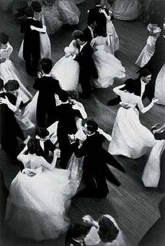 Vintage dance photo. I want to bring back the days when all the classy people knew how to ballroom dance. Someone take me dancing.