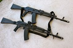 Arsenal SGL31-94 and SGL31-95 5.45X39 rifles