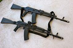 Arsenal SGL31-94 and SGL31-95 5.45X39 rifles
