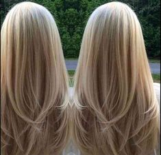 10 Best Stufenschnitt Lange Glatte Haare Images Hair Cut Long