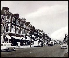 Woolworths Manor Park E12 1962