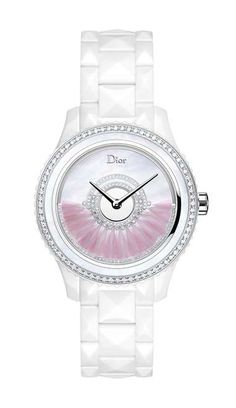 Feathered Designer Timepieces - The Dior The VIII Grand Bal Watch Takes Flight (GALLERY)