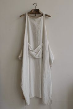 beautiful linen dress