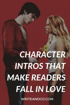 Character Intros that Make Readers Fall In Love. This could be great for any writing project, but especially writing romance. Writing romance tips, romance writer tips. Creative Writing Tips, Book Writing Tips, Writing Process, Writing Resources, Writing Help, Writing Skills, Writing Quotes, Editing Writing, Writing Ideas