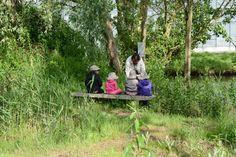 Westlandse Natuur en Milieu Educatie: op het ontdek pad voor kleutergroepen in de achtertuin van Intratuin 's-Gravenzande.