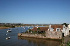 Topsham, Devon, UK Devon Uk, English Countryside, Exeter, Great Britain, Cornwall, Places Ive Been, Coast, England, River