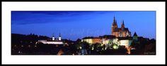 Panoramic Pictures, Praha, Prague Castle, Prague Czech, Czech Republic, Fine Art Photography, Facebook, Building, Prints