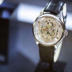 The Original #motorskull #MS101 #timepiece