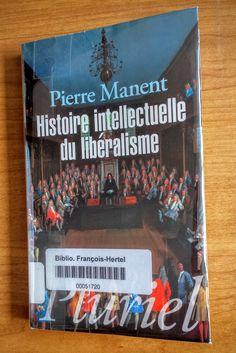 Histoire intellectuelle du libéralisme (320.51209 M274h)