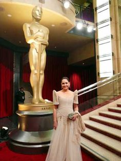 RED CARPET WATCH: Charo Santos-Concio's gown earns compliments at the Oscars | Gallery | PEP.ph: The Number One Site for Philippine Showbiz