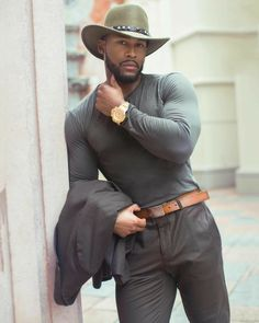 Vernon Brooks - And now imagine the Neopren Jock underneath…. Fine Black Men, Gorgeous Black Men, Handsome Black Men, Black Boys, Fine Men, Black Man, Hot Black Guys, Fashion Mode, Mens Fashion