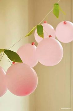 ciliegie balloon