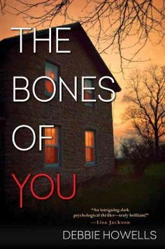 July- The bones of you by Debbie Howells - If you liked Broadchurch or The Lovely Bones, give this book a try!