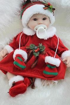 nice 17 Christmas Doll Reborn Baby Realistic Newborn Baby Doll Girl Christmas Gifts - For Sale Check more at http://shipperscentral.com/wp/product/17-christmas-doll-reborn-baby-realistic-newborn-baby-doll-girl-christmas-gifts-for-sale/