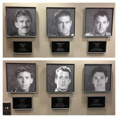 These six drivers have amassed 100 #NASCAR Sprint Cup wins for our team. Can you name them all?