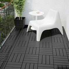 Quel Revetement De Sol Pour Un Balcon 5 Solutions Tendances Caillebotis Ikea Plancher De Patio Plancha Exterieur